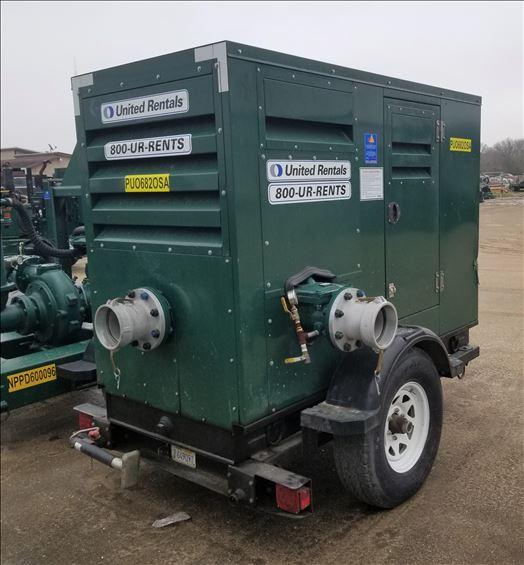 2012 BakerCorp BP66LS-GD66AT Pump
