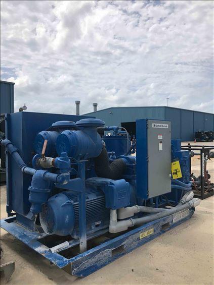 2011 Quincy Compressor QSI1400 Air Compressor