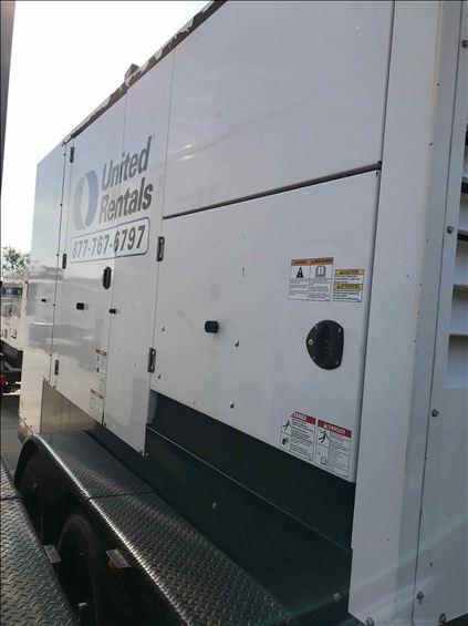 2014 Cummins C300D6R WOG Diesel Generator
