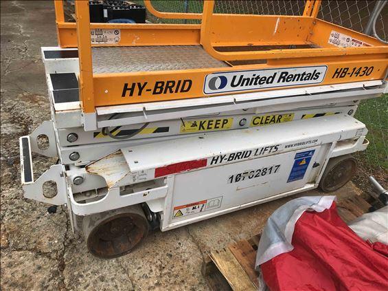 2018 Hy-Brid Lifts HB1430 Scissor Lift