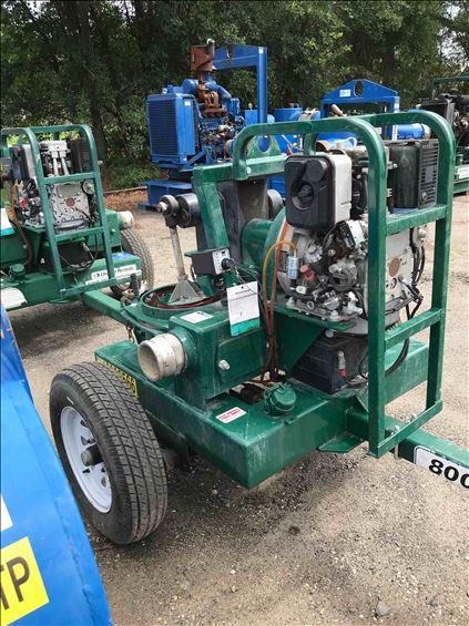 2019 SmalLine Water Pumps SL4DDPHE