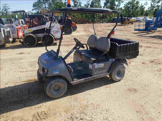 2017 Club Car CARRYALL 100 Utility Vehicle