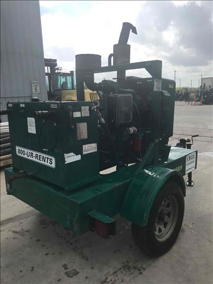 2011 Hydra-Tech HT66-4024 Pump