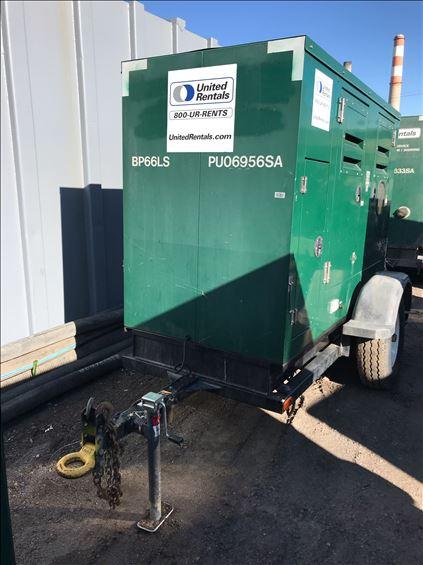 2013 BakerCorp BP66LS-GD66AT Pump