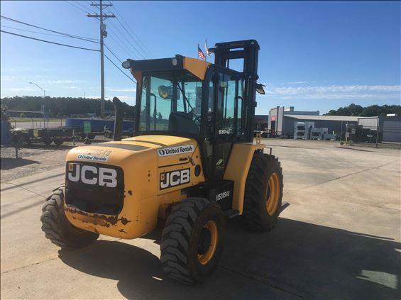 2016 JCB 930-4 Rough Terrain Forklift