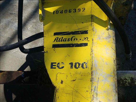 2015 Atlas Copco EC 100T Earthmoving Attachment