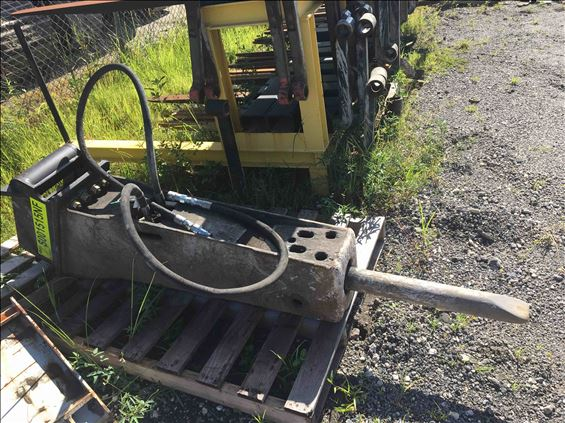 2008 Stanley MB15EXS07 Earthmoving Attachment