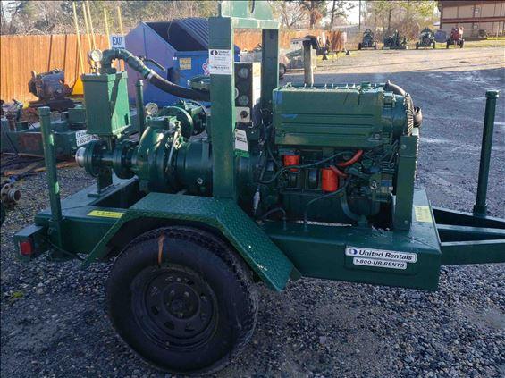 2017 Pioneer Pump PP44S10L71D2011 Pump