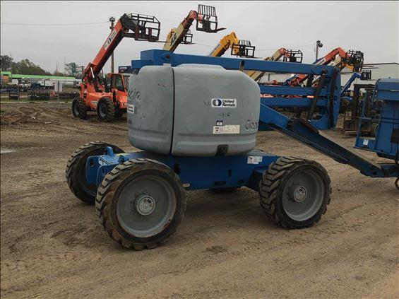 2012 Genie Z-45/25 IC Boom Lift