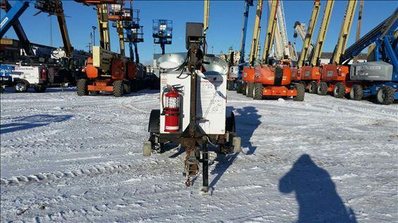 2014 Magnum Pro MLT3060 Towable Light Tower