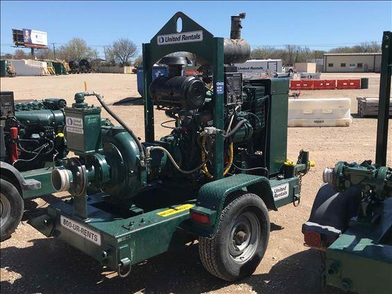 2012 Pioneer Pump VP66S12L71 Pump