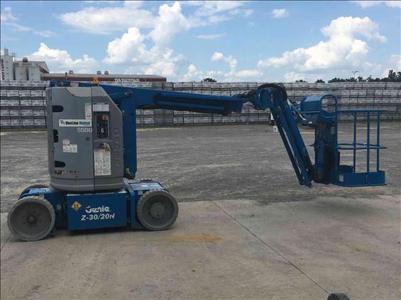 2013 Genie Z-30/20N RJ EE Boom Lift