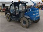 2016 Genie GTH-5519 Rough Terrain Forklift