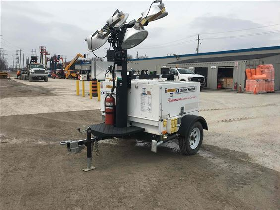 2016 Magnum Pro MLT5200VCAN-POS Towable Light Tower