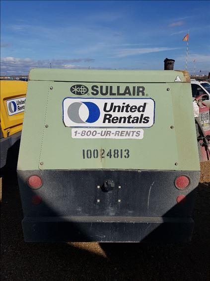 2012 Sullair 375DPQ-JD Air Compressor