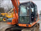 2015 Doosan DX140LC-3 Excavator