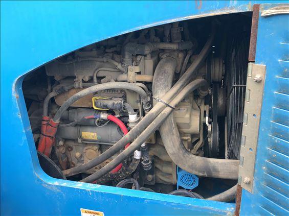 2014 Genie GTH-1056 Rough Terrain Forklift
