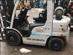 2015 NISSAN PF50 Warehouse Forklift