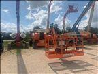 2014 JLG 800AJ Boom Lift
