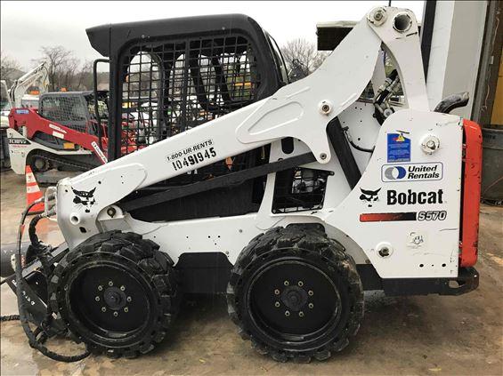 2016 Bobcat S570