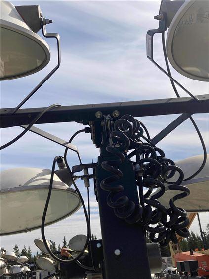 2018 Magnum Pro MLT5080V Towable Light Tower