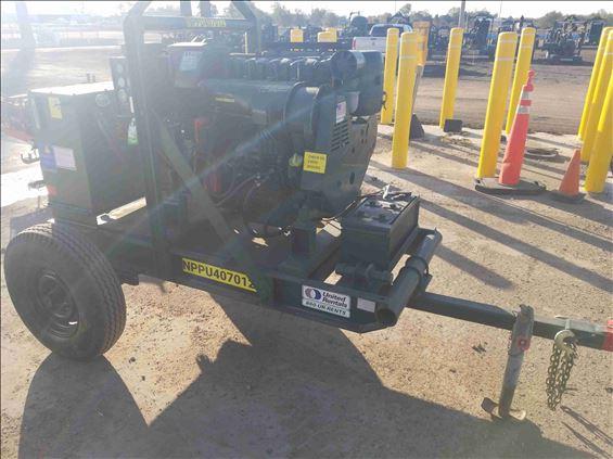 2008 D & D MACH 400D-4045 Pump