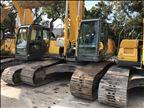 2015 Kobelco SK350LC Excavator