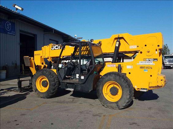 2012 JCB 510-56 S Reach Forklift
