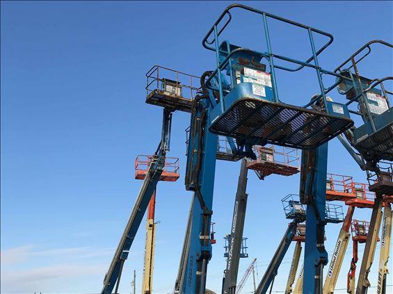 2014 Genie Z-34/22N Boom Lift