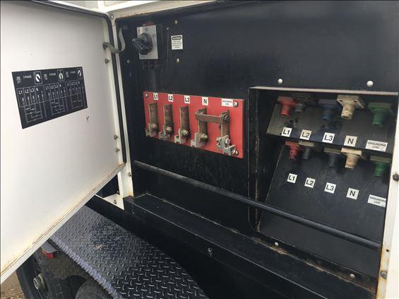 2012 Cummins C200D6R Diesel Generator