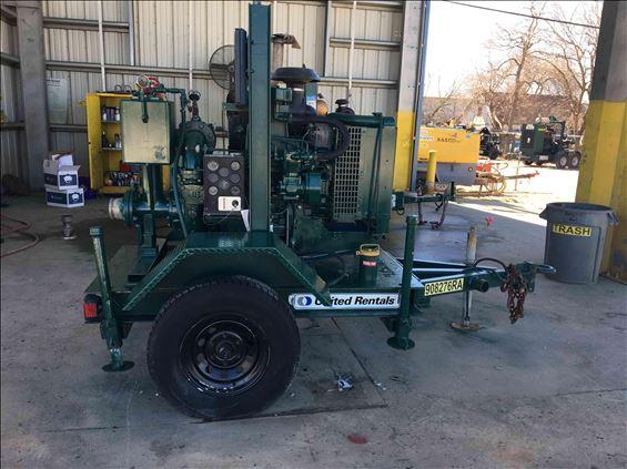 2012 Thompson 4JSCMN-DJDST-24 Pump