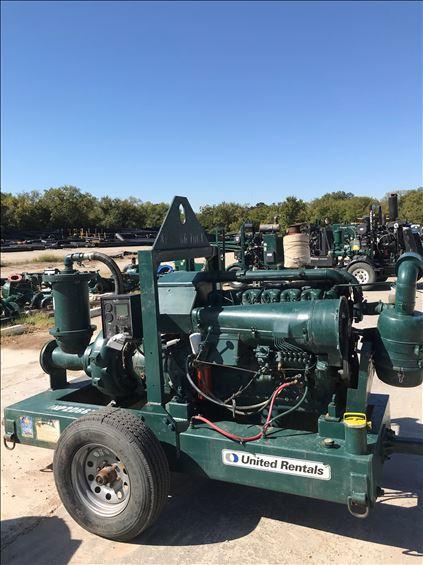 2007 Pioneer Pump PP66S14L71D914 Pump