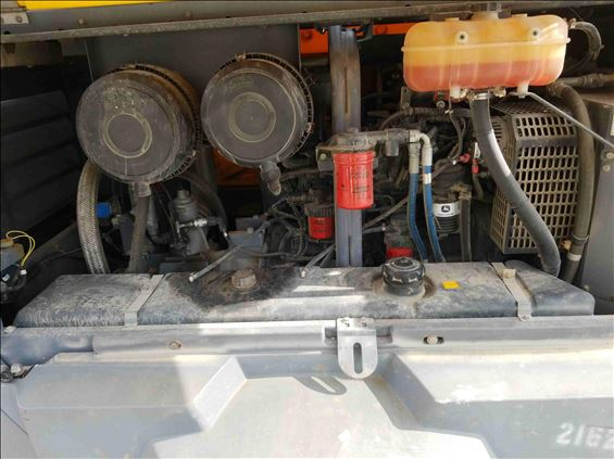 2015 Atlas Copco XAS400 Air Compressor