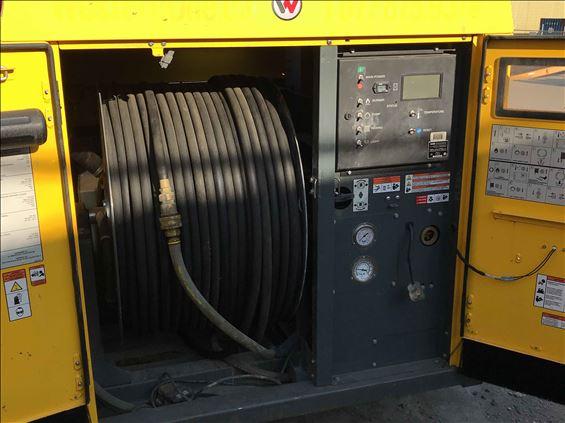 2014 Wacker Neuson E1250 Ground Heater