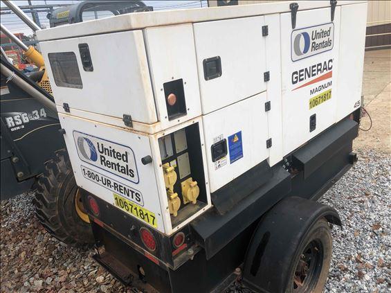 2017 Magnum Pro MMG45IFA Diesel Generator