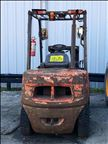 2012 Doosan D35C5 Warehouse Forklift
