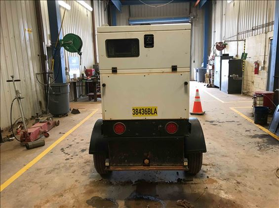 2016 Magnum Pro MMG25-SA Diesel Generator