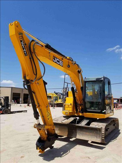 2017 JCB JZ141 Excavator