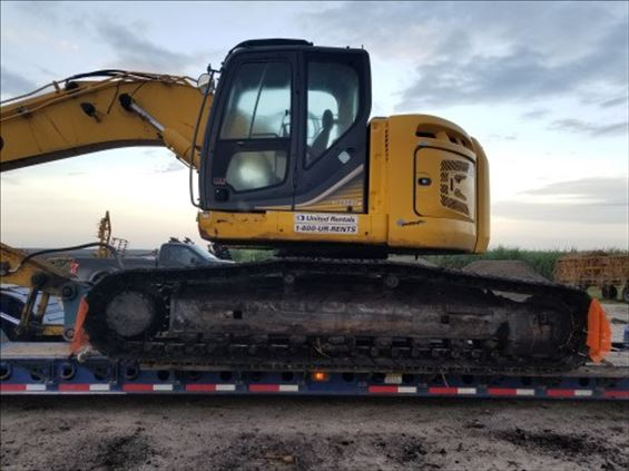 2016 Kobelco SK260SRLC-3 Excavator