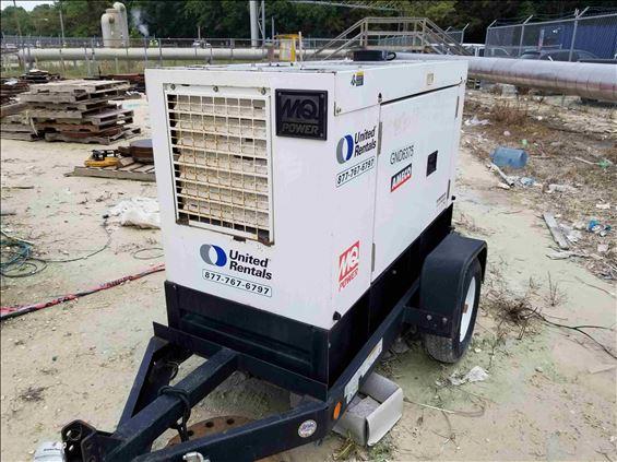 2014 Multiquip DCA25USI2C Diesel Generator