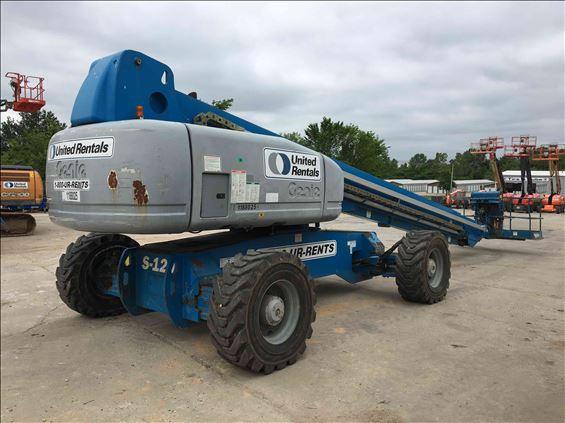 2011 Genie S-120 Boom Lift