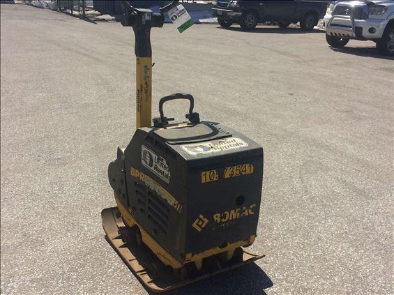 2017 BOMAG BPR 60/65 D/E Plate Compactor