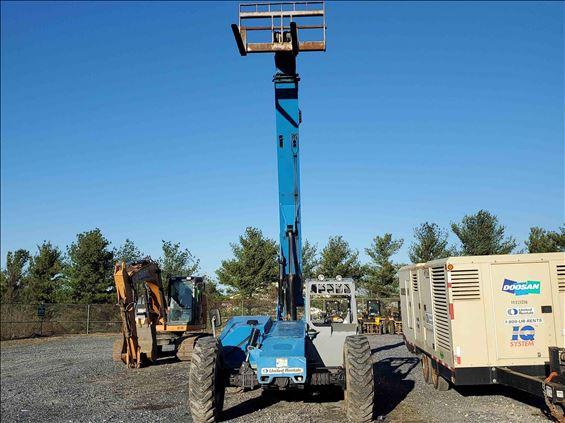 2013 Genie GTH-844 Rough Terrain Forklift