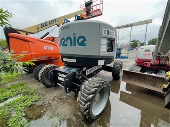 2015 Genie Z-62/40J Boom Lift