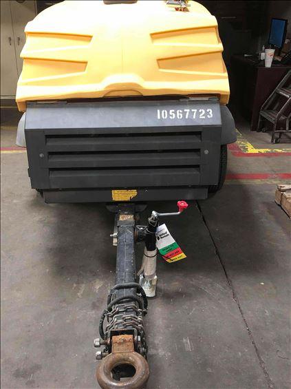 2019 Sullair 185DPQ-KU Air Compressor