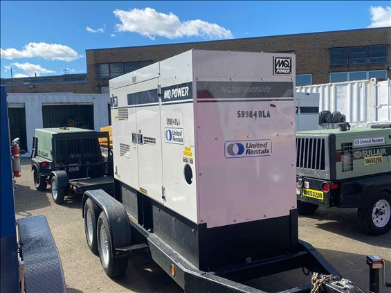 2018 Multiquip DCA70SSIU4F Diesel Generator
