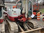 2014 Takeuchi TB290C Mini-Excavator
