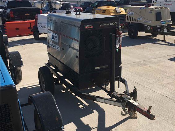 2014 Lincoln Electric VANTAGE 500 Welder
