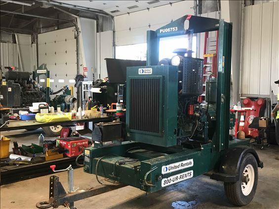 2012 Gorman-Rupp PA6C60-4045T Pump