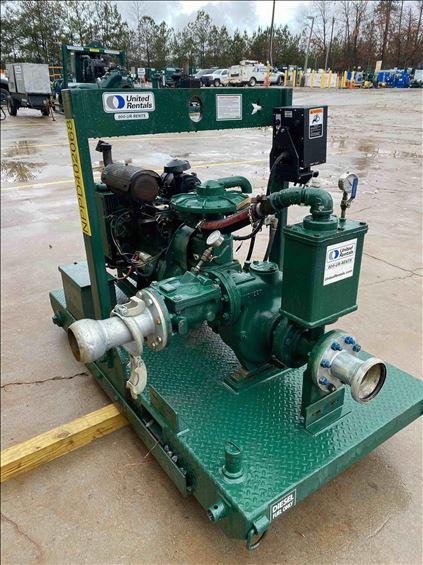 2012 Pioneer Pump PP44S10L71YE Pump